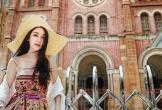 Hot girl Thái Lan chụp hình ở Việt Nam lung linh như trời Âu