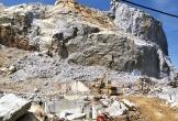 Vĩnh Lộc (Thanh Hóa): Công ty AMD khai thác đá không đúng thiết kế mỏ, gây ô nhiễm môi trường