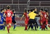 Vụ loạn đả trên sân Thống Nhất: Sáu cầu thủ nữ bị treo giò dài hạn