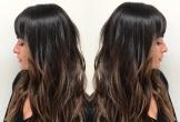 10 gợi ý nhuộm ombré trên nền tóc đen