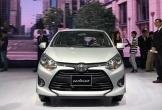 Vừa ra mắt, Toyota đã triệu hồi Wigo