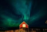 Đến Na Uy mùa thu, ngắm cực quang đẹp tựa miền cổ tích