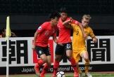 U19 Hàn Quốc thủ hoà U19 Australia, U19 Việt Nam dễ bị loại