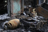 Hai người bị bỏng nặng sau tiếng nổ lớn trước quán cà phê Hà Nội