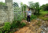 Xót ruột cảnh nhà hoang ở Làng Thanh niên lập nghiệp sông Chàng