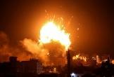 """""""Thùng thuốc súng"""" Gaza bùng phát dữ dội sau mưa không kích của Israel"""