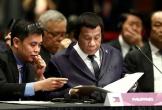 Duterte lỡ họp ASEAN vì 'tranh thủ chợp mắt'
