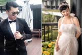 Cuối cùng thiệp cưới của Trương Nam Thành và bạn gái doanh nhân cũng hé lộ