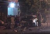 Xe container bỏ trốn sau tai nạn liên hoàn 3 người bị thương