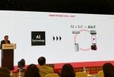 Sharp đưa smartphone trở lại thị trường Việt