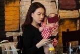 """Trà Ngọc Hằng thừa nhận làm mẹ đơn thân sau 1 năm """"mất tích"""" khỏi showbiz"""