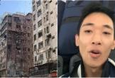 Thanh niên rải tiền trên đường phố Hồng Kông bị bắt
