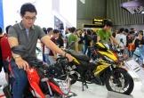 Người Việt mua sắm gần 3,4 triệu xe máy mới trong năm 2018
