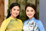 'Bạn gái tin đồn' Phan Văn Đức diễn áo dài cho Ngọc Hân