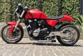 'Xế nổ' Honda CB1100 độ Racer Bob của dân chơi Thanh Hóa