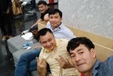 Vân Dung tung ảnh 'nóng' hậu trường Táo quân 2019