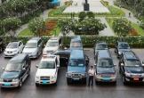 Tiêu chuẩn ôtô phục vụ các chức danh lãnh đạo, áp dụng từ 25/2