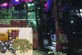 Thanh Hóa: Bắt giữ xe khách vận chuyển 30kg pháo nổ