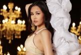 Ngân Anh khoe ba vòng sexy cùng dàn thí sinh Hoa hậu Liên lục địa