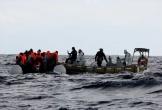 Chìm xuồng chở người di cư ở Địa Trung Hải, hơn 100 người mất tích