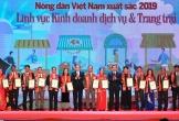 Tôn vinh 63 nông dân Việt Nam xuất sắc năm 2019