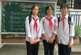 Ba học sinh lớp 8 nhặt được 50 triệu đồng nộp cho công an