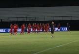 CLIP: HLV Park Hang-seo nổi giận, yêu cầu ĐT Việt Nam dừng tập vì bị phía Indonesia 'chơi xấu'