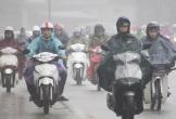 Không khí lạnh vào đến Thanh Hóa, các tỉnh Trung Bộ mưa to
