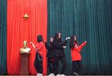 Học sinh Thanh Hóa nhảy nhạc Kpop với 'Baby Shark'