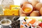 6 loại thực phẩm cần tránh nếu muốn có con