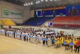 Thanh Hóa: Gần 1.800 vận động viên tham dự Hội khỏe Phù Đổng