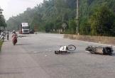 Đạp xe đi nhặt ve chai, cụ ông 80 tuổi bị xe máy tông nguy kịch