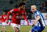 HLV Heerenveen giải thích lý do chưa sử dụng Văn Hậu