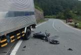 Xe máy đâm trực diện vào ôtô, hai học sinh lớp 10 tử vong thương tâm