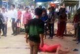 Khởi tố vụ án chồng dùng dao chém vợ rồi cứa cổ tự tử tại Thanh Hóa