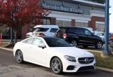 Triệu hồi Mercedes-Benz E-Class, AMG E63 S Estate tại thị trường Mỹ