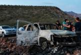 Mexico bắt nghi phạm thảm sát 9 phụ nữ, trẻ em