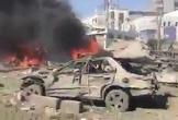 Đánh bom xe ở Afghanistan khiến 17 người thương vong
