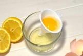 Xóa sổ mụn trứng cá chỉ bằng cách dùng chanh