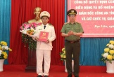 Phó Giám đốc Công an Bình Thuận làm Giám đốc Công an Bạc Liêu