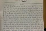 Bài văn tả bố được cô giáo chấm 9,5 điểm khiến cộng đồng mạng phát khóc