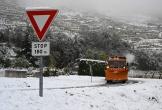 Tuyết rơi dày đặc ở Pháp khiến 1 người thiệt mạng, 300.000 ngôi nhà mất điện