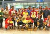 VĐV Nguyễn Anh Thông giành HCV Giải Vô địch thể hình và fitness thế giới 2019