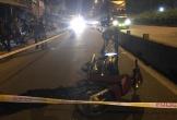 Chạy xe tốc độ cao, nam thanh niên ngã trượt dài trên đường rồi tử vong