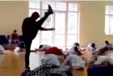 Công an vào cuộc làm rõ vụ thầy giáo dạy võ bằng phương pháp