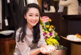 MC VTV Thu Hà xinh đẹp, rạng rỡ trong lễ ăn hỏi