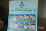 Công bố 4 bản mẫu sách giáo khoa chương trình giáo dục mới