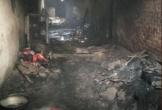 Ấn Độ: Hiện trường vụ hoả hoạn kinh hoàng khiến 32 người thiệt mạng