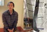 Khởi tố đối tượng dùng dao cứa cổ sát hại anh trai ở Lạng Sơn
