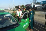 Bắt kẻ vận chuyển ma túy đội lốt tài xế taxi